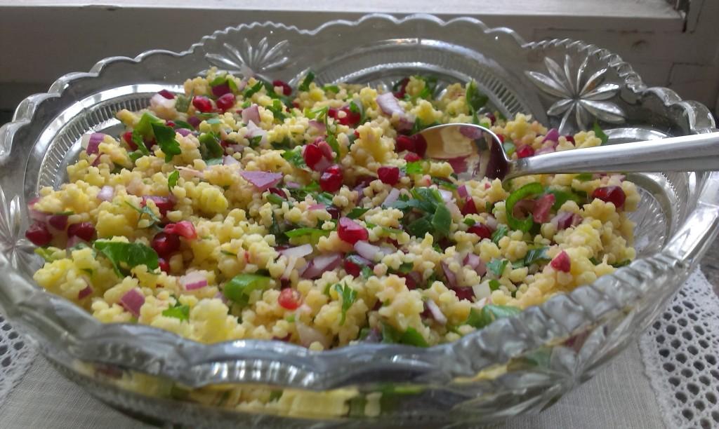 salatka-z-kaszy-jaglanej